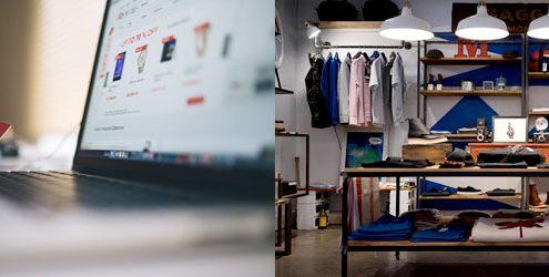 eCommerce e negozio fisico