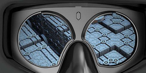 VR - Visore di Realtà Virtuale