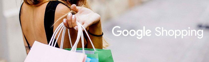 Logo di Google Shopping
