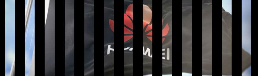 Bandiera Huawei