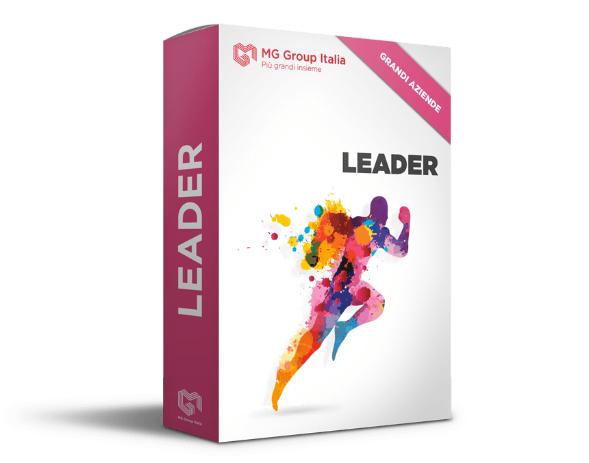 Pacchetto Web Leader by MG Group Italia