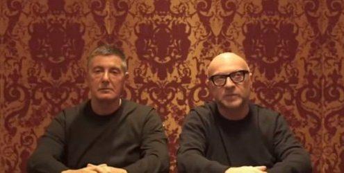 Social Crisis Luxury Brand: video di Domenico Dolce e Stefano Gabbana che si scusano con il mercato asiatico per lo spot stereotipato