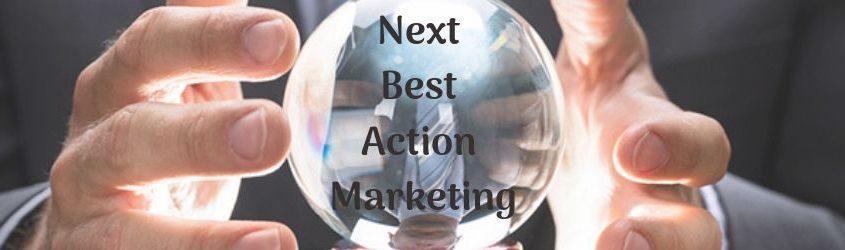 Next Best Action Marketing