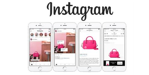 Instagram shopping: possibilità di acquisto diretto sul social