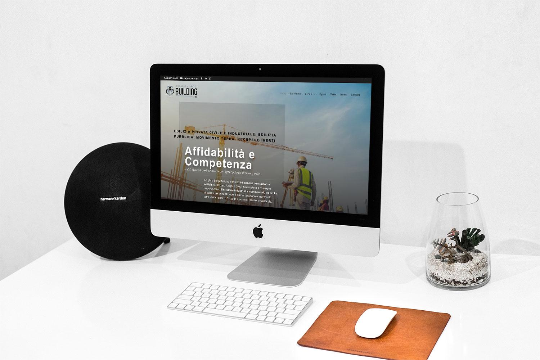 arrighi e brogi web design