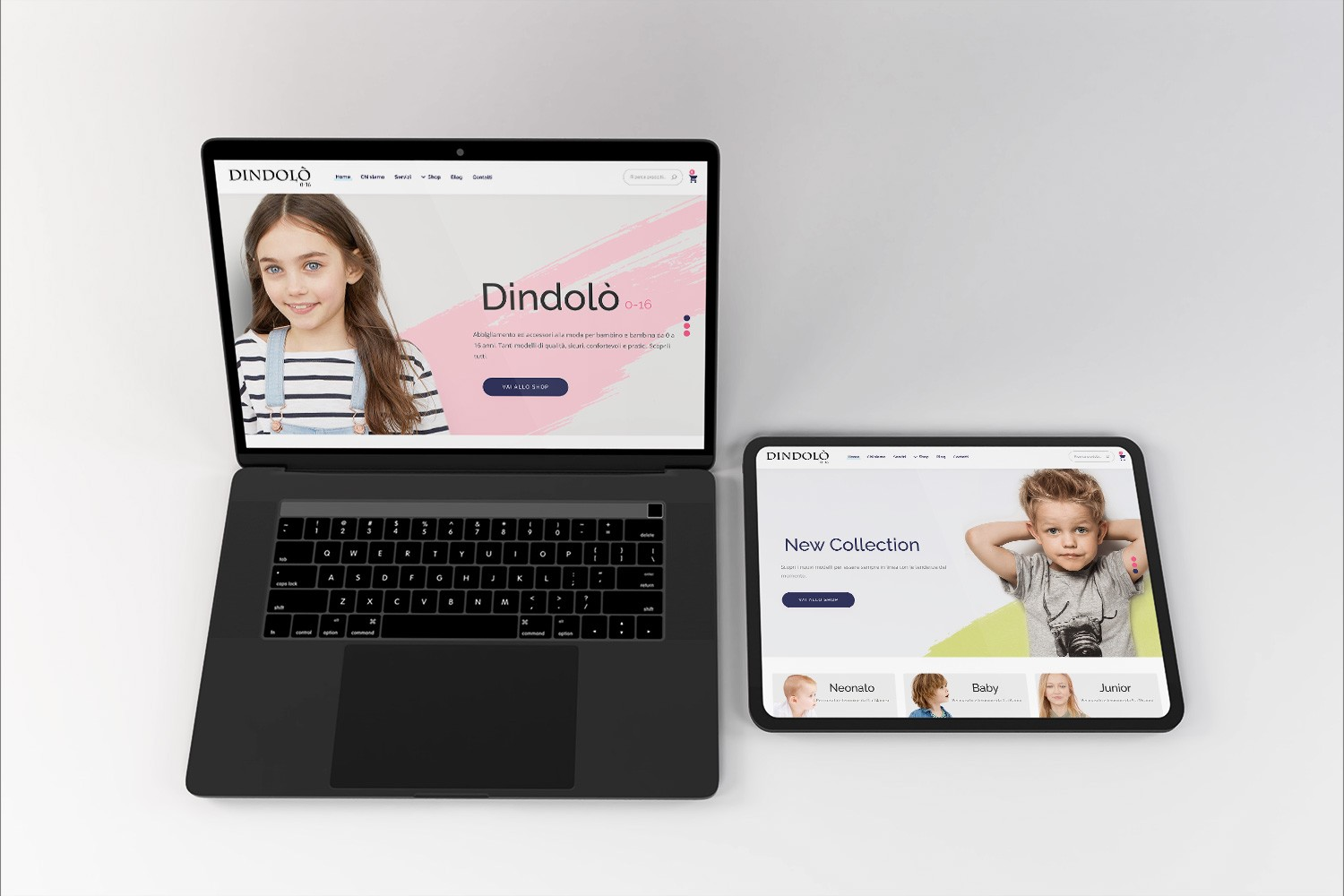 dindolò new website