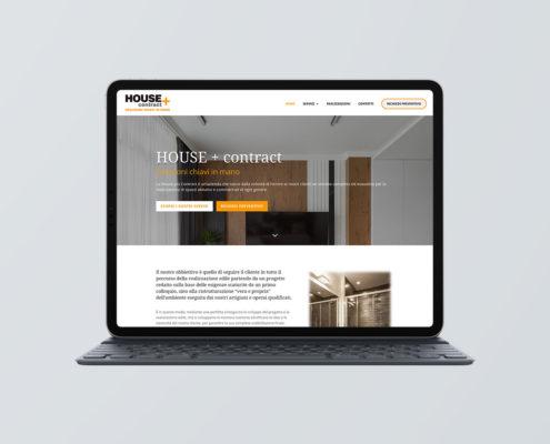 house più contract iPad