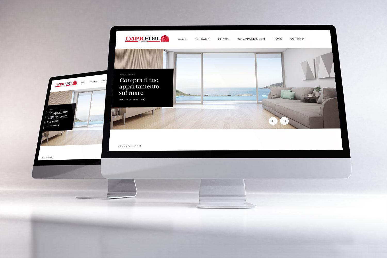 impredil web design