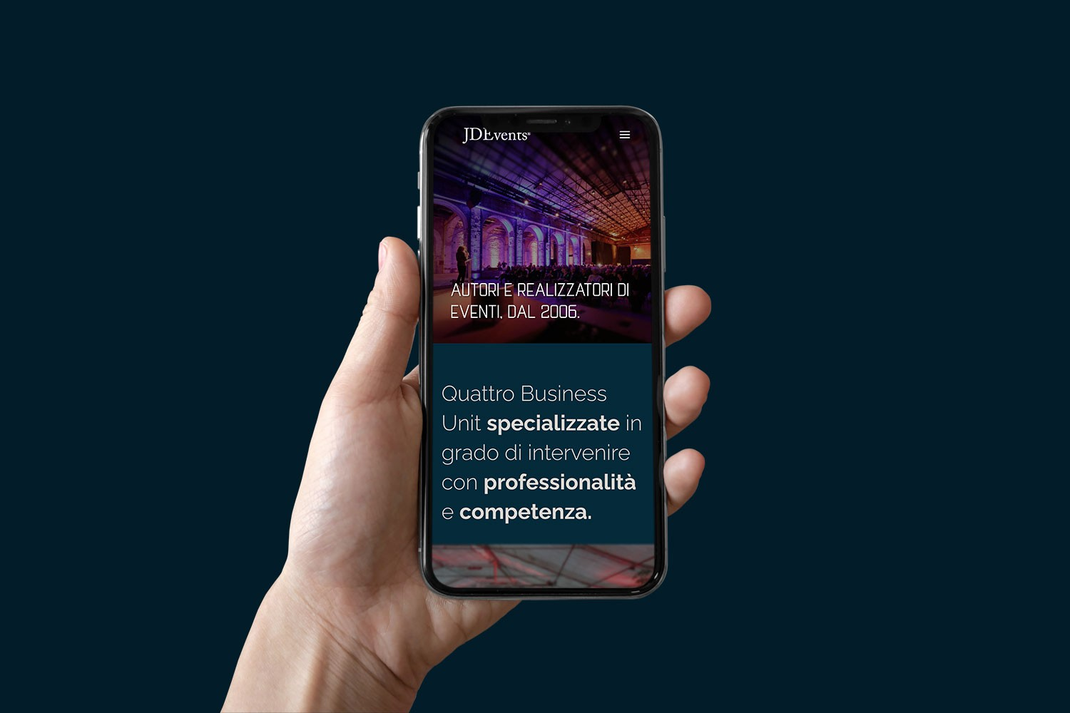 jd-events mobile