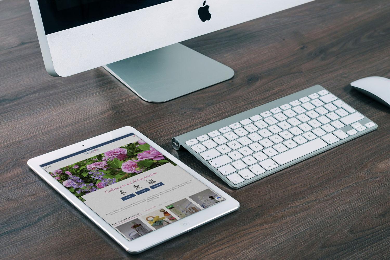 mondo rose iPad