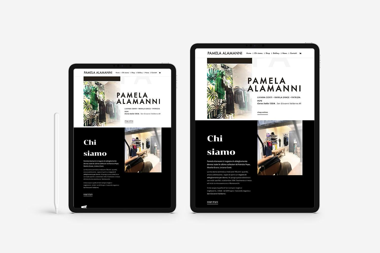 pamela alamanni iPad