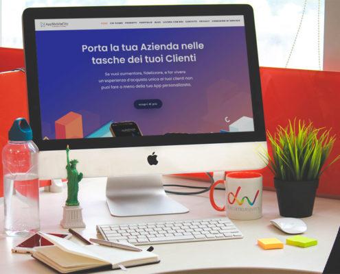 AppMobileCity nuovo sito web