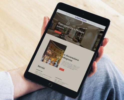 decorazione bolognese iPad