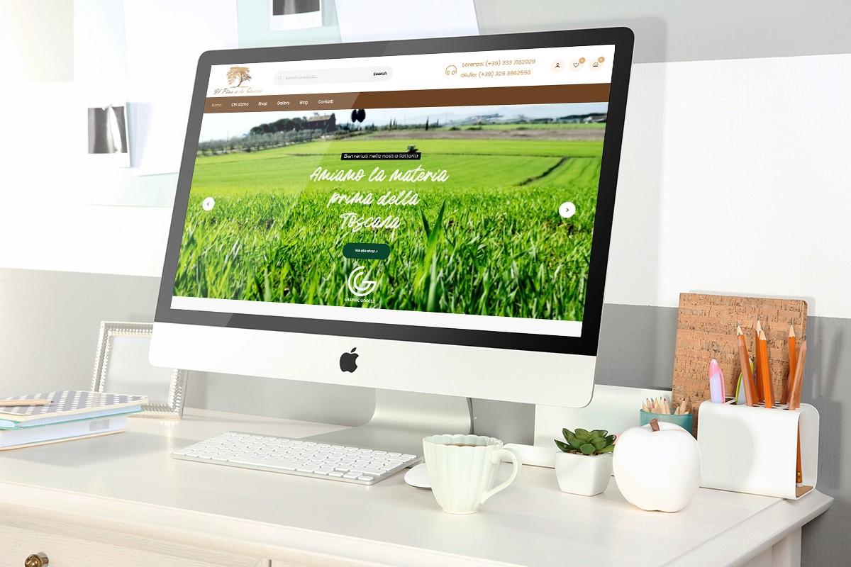 Il Pino e la Querce nuovo sito